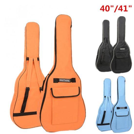 Color : A-1094315cm Thick Sponge Guitar Bag Wuhuizhenjingxiaobu Guitar Bag 40//41 Inch Acoustic Guitar Bag