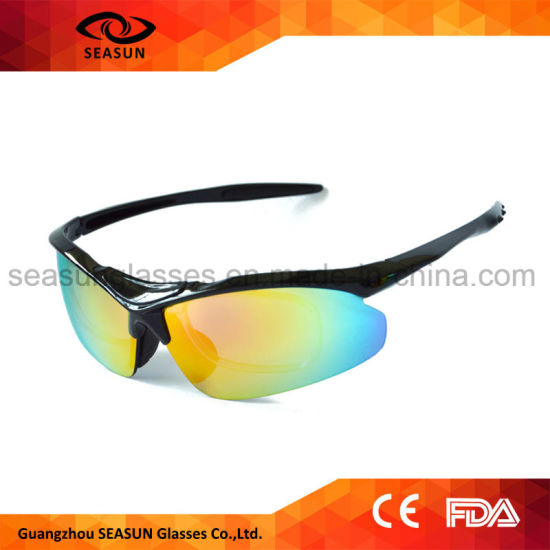 China UV400 HD Vision Design Your Own Brand Cycling Riding Driving ...