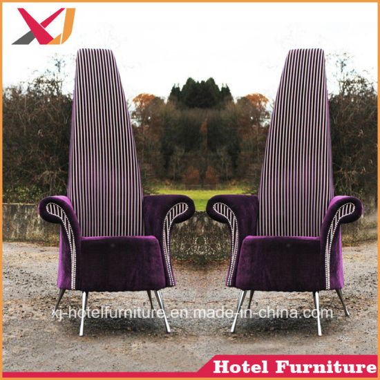 Stupendous High Back Sofa Royal Chair For Wedding Restaurant Hotel Dailytribune Chair Design For Home Dailytribuneorg