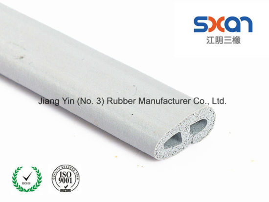 China Soft Red/White/Black NBR/EPDM/Silicone Rubber Cord/Foam Seal
