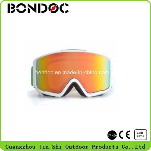 Colorful Frame Ski Goggles Wemon Snow Goggles