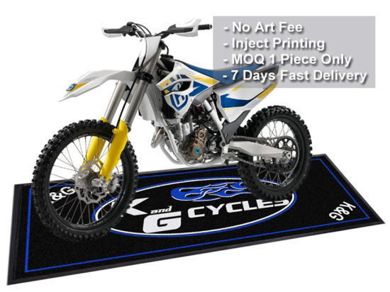 Dirt Bike PVC Carpet pictures & photos