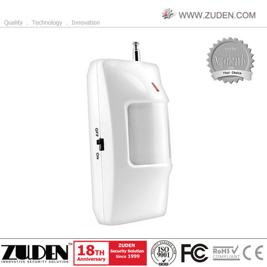Wireless GSM Security Alarm with Contact ID pictures & photos