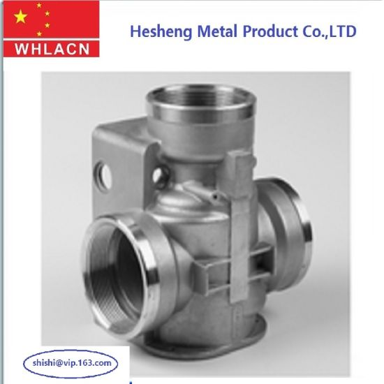 Stainless Steel Investment Casting Sanitary Pneumatic Ball Check Valve pictures & photos