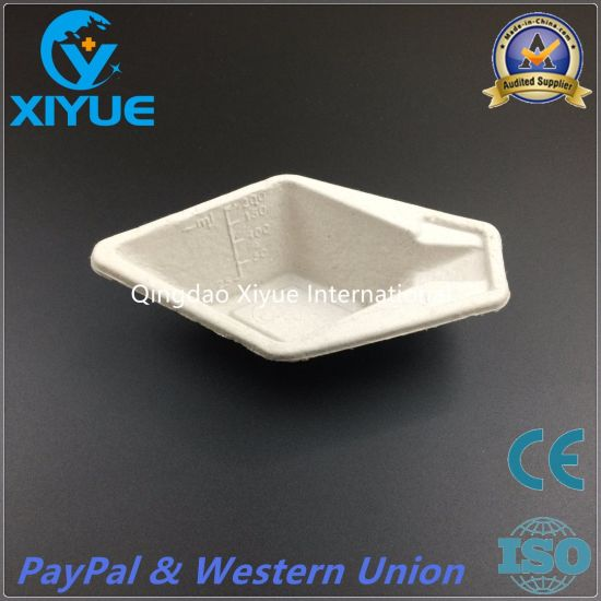 Medical Disposable Paper Pulp Sampling Cup with Ce&ISO