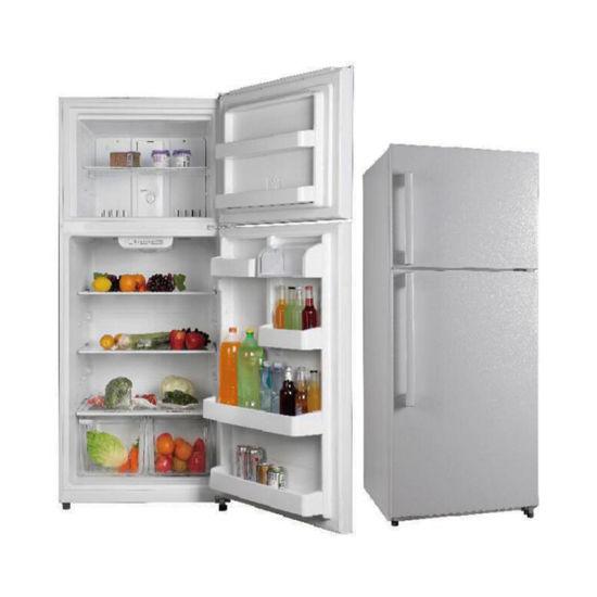 American Market 18cuft Big Fridge Top Freezer Double Door Refrigerator