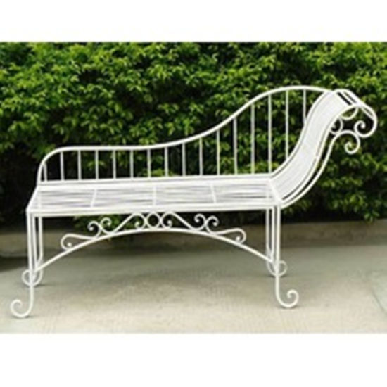 Fabulous Wrought Iron Vintage Garden Bench Gmtry Best Dining Table And Chair Ideas Images Gmtryco