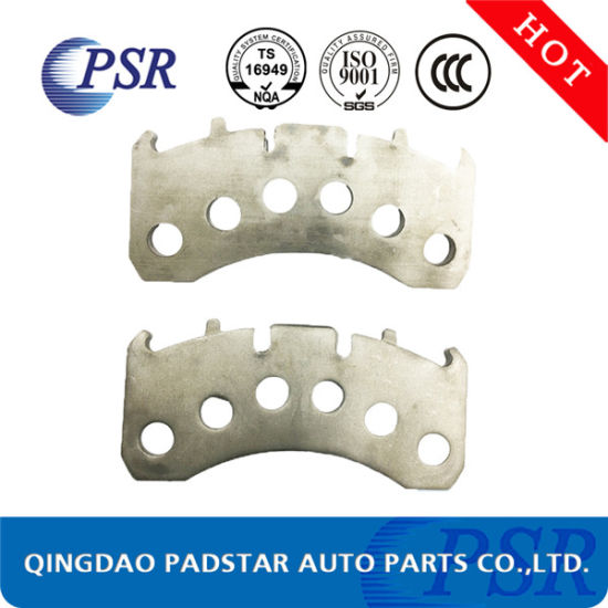 Wva29244 China Manufacturer Disc Brake Pads Backing Plate for Mercedes-Benz pictures & photos