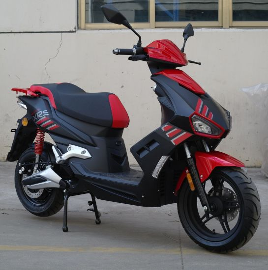 EEC 4 Cooling Electric Handsome Classic Scooter 3000W 80km/H