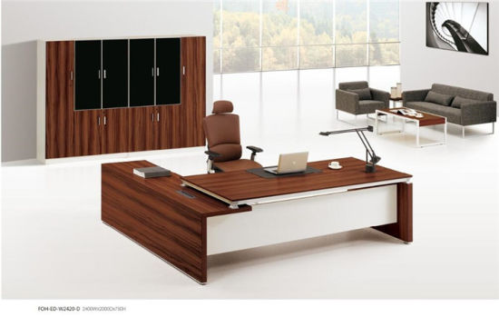 Commercial Office Furniture High End Office Table For Sale