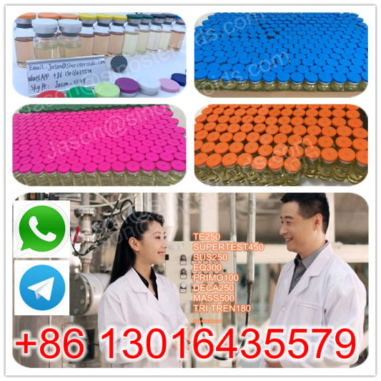 Wholesale Pharmaceutical Grade Finished Steroids Vials for Business with Quality Guranteed pictures & photos