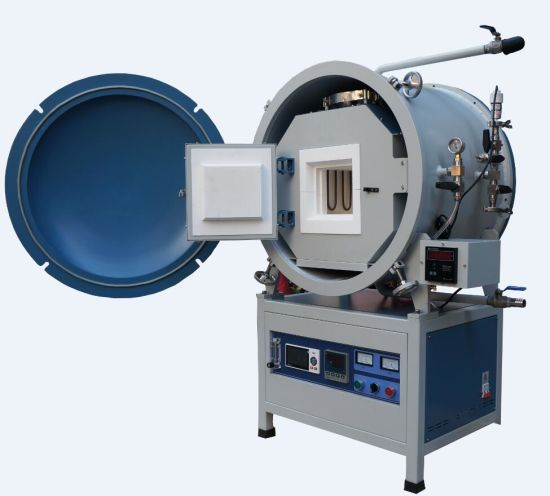 1200c Electric Vacuum Furnace for Industrial Heat Treatment Laboratory Equipment pictures & photos
