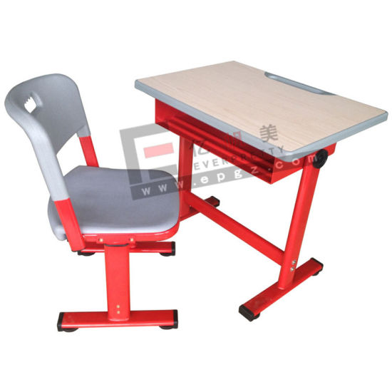 Wooden Kids Reading Table and Chairs Kids Classroom Furniture