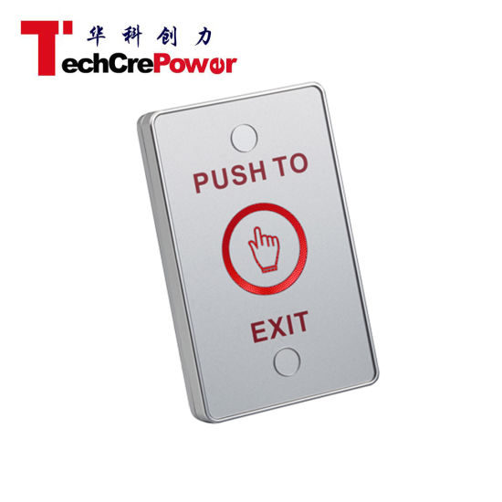 EL-830A (LED) IP-68 Piezoelectric LED Touch Exit Button Switches pictures & photos