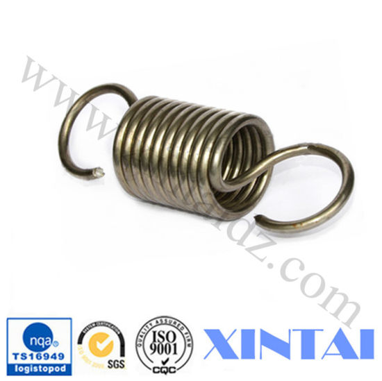 Custom Anti Rust Straight Leg Torsion Spring pictures & photos