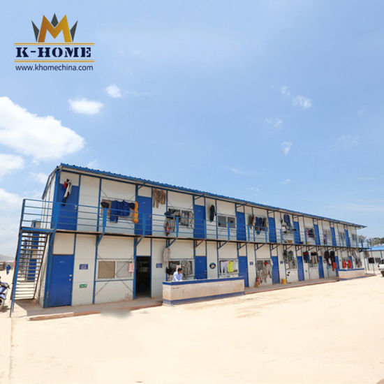 Mining Construction Site Temporary Accommodation Container House