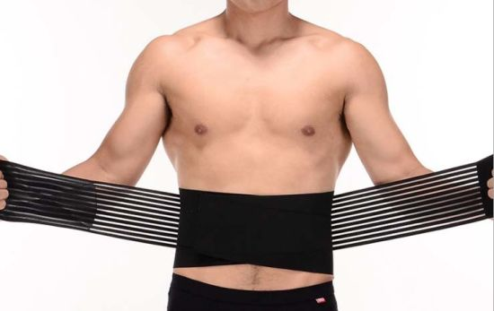 Breathable and Comfortable Sport Waist Belt Protector Support