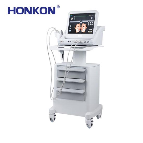 Honkon Ultrasound Portable Skin Tightening Face Lift Hifu Beauty Machine