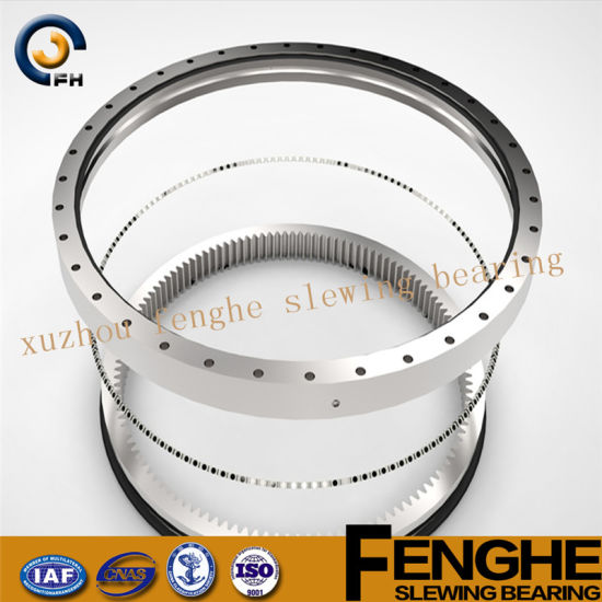 Inner Gear Slewing Bearing in High Quality & Favorable Price pictures & photos