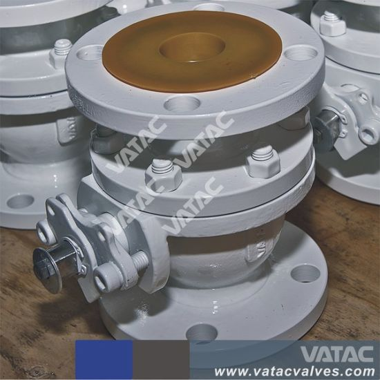 Flanged RF or Rtj Wcb, Wcc, Lcb, Lcc Ball Valve with Pressure 150lb, 300lb and 600lb pictures & photos