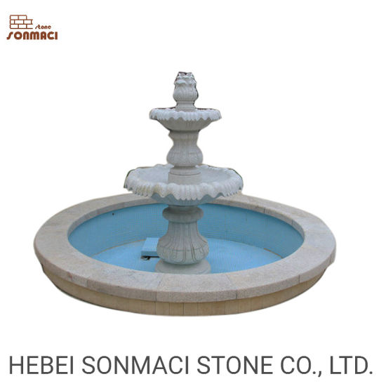 Outdoor Garden Decor Granite Stone