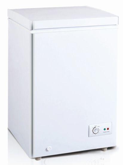 100_300L Single Top Open Solid Single Door Chest Deep Freezer with SAA