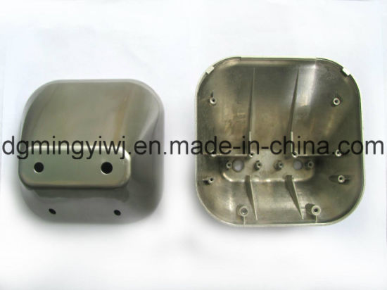 Aluminum Die Casting for Moto Components (A025) with Polishing Treatment Made in Chinese Factory pictures & photos