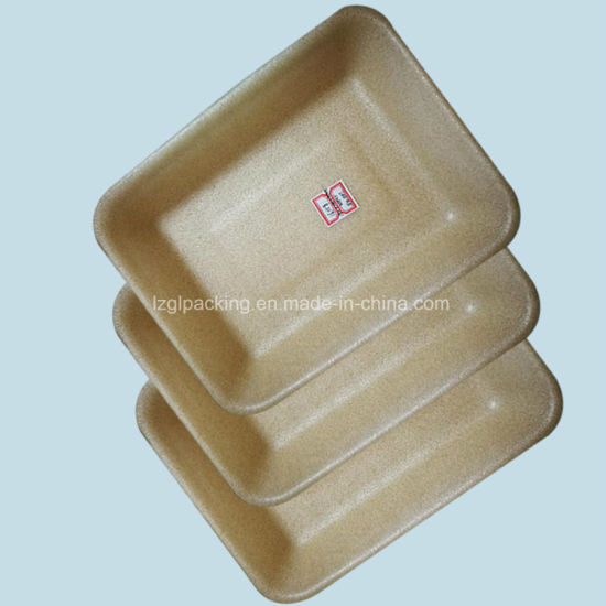 Ok Compost Meat Packing Forming PLA Fresh Tray