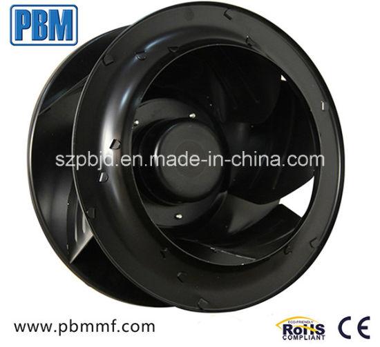 310mm Ec Centrifugal Fan With 92 Motor