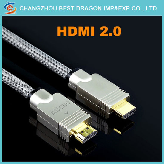 HDMI 2 0 Fiber Cable Support 1440p, 3D, 4K*2K, 18gbps