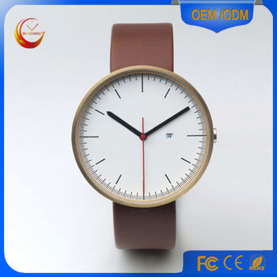 Stainless Steel Fashion Western Watch Promotional Horse Branded Quartz Fashionable Hot Wrist (031) pictures & photos