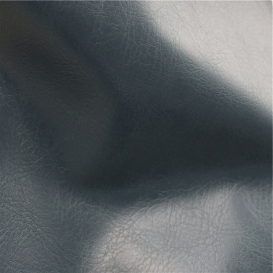 Solvent Free CPU Synthetic Leather for Furniture, Sofa (CPU005#) pictures & photos