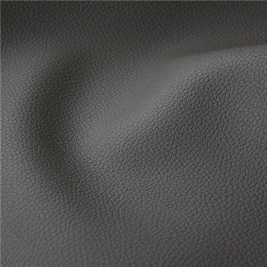 Supply High Performance Microfiber Bonded Leather for Boat & Outdoor Furniture pictures & photos