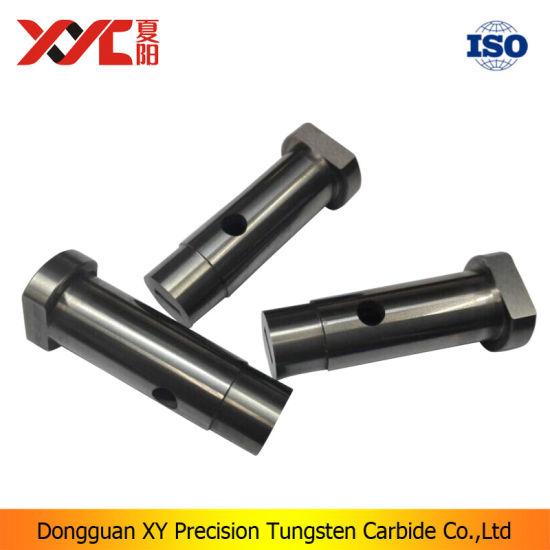 Dongguan Hardmetal Punch Manufacturer Stamping Tungsten Parts