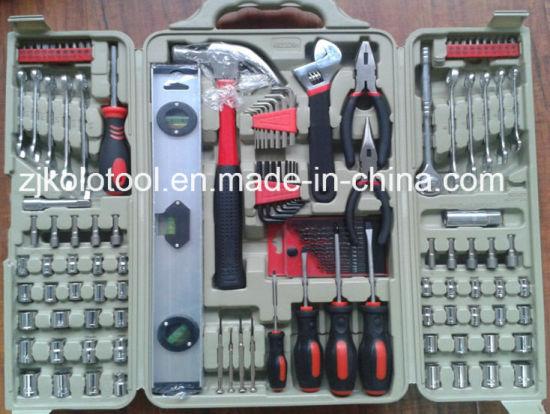 china 127pcs cheap complete tools set/hand tool kit swiss kraft ...