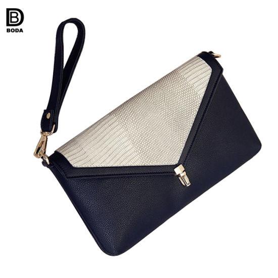 84cb50f0bb5e China New Fashion PU Purse Evening Bag Clutch Bag for Ladies - China ...