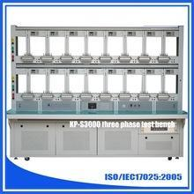 Three Phase Close-Link Kwh/Electric/Energy Meter Test Bench with Isolated CT