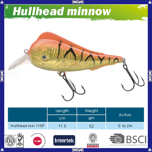 Custom Hard Plastic Fishing Lure pictures & photos