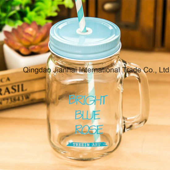 Personalised Mason Jar Drinking Cup for Unique Gift pictures & photos