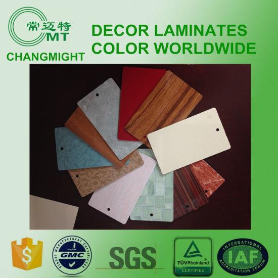 China Wood Cabinet Modern Kitchen Cabinet Decorative Laminate China Hpl Decorative High Pressure Laminate Board