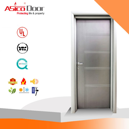 Ral Color Galvanized Steel Fire Rated Prehung Door  sc 1 st  Qingdao Volno Industry \u0026 Trade Co. Ltd. & China Ral Color Galvanized Steel Fire Rated Prehung Door - China ...