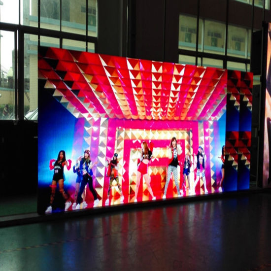 HD P4 Indoor Full Color LED Video Wall