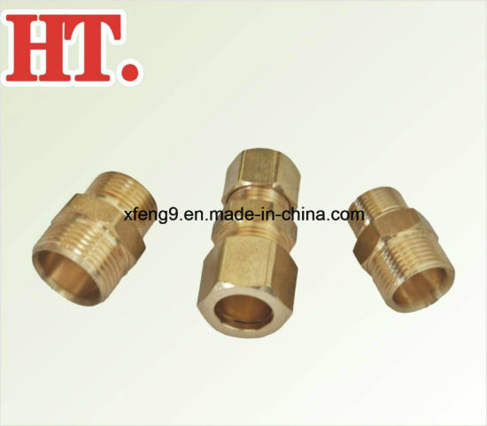 American Brass Flare Comp Union Connector Fiiting with Nut pictures & photos