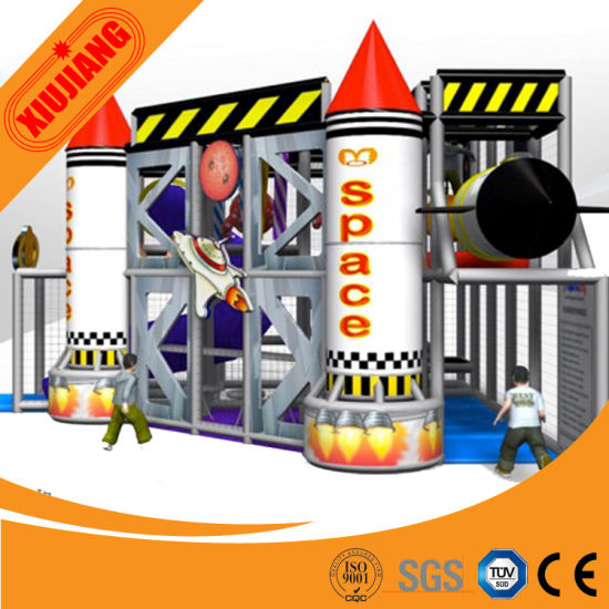 China Largest Manufacturer Indoor Soft Playground pictures & photos