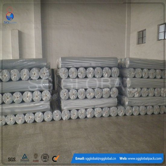 600g Black PP Nonwoven Geotextile for Sand Bags pictures & photos