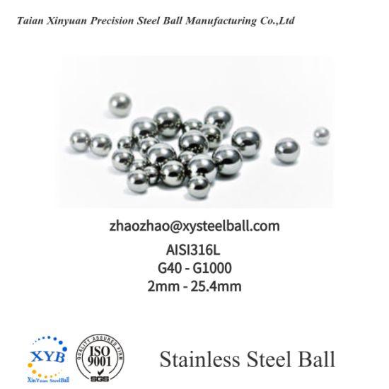 """20  1-1//4/"""" 302 stainless steel bearing balls"""