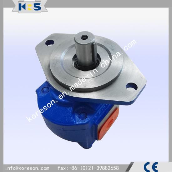 High Pressure Cast Iron Helical Gear Pump