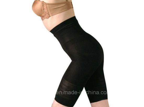 a595f61b5 China High Waist Seamless Body Shaper Pants Slimming Bodyshaper ...