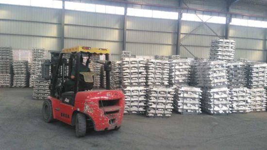 Supplying Zinc Ingot From Professional Factory