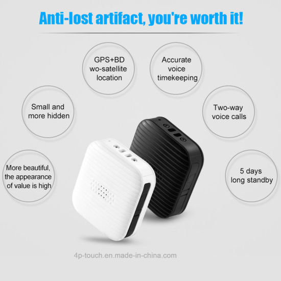 Mini GPS Tracker & Tracking Device with APP A18